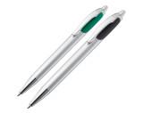 Kugelschreiber aus Kunststoff mit 2 Minen